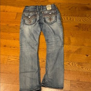 Rock Tevival men's jeans